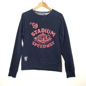 Superdry Pullover Sweatshirt Soft Cotton Blend XXL